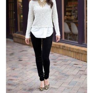 Joes Jeans NWT The Chelsea Ultra Slim Fit Velvet